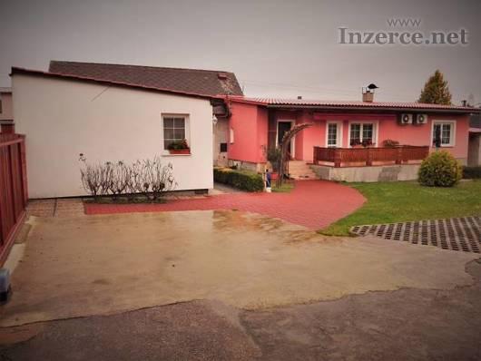 Prodej, rodinný dům 4+1 a 1+1, Ptice, Praha Západ
