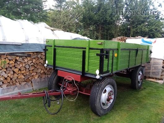 Prodej traktorového vleku 3,5 t