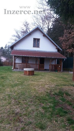 Prodej zděného domku u lesa