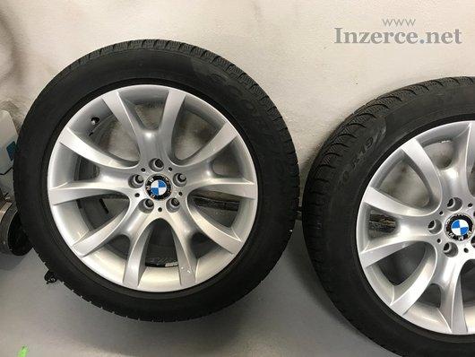 Prodej zimních pneu BMW X6