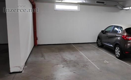 Pronájem garážového stání v Humpolci