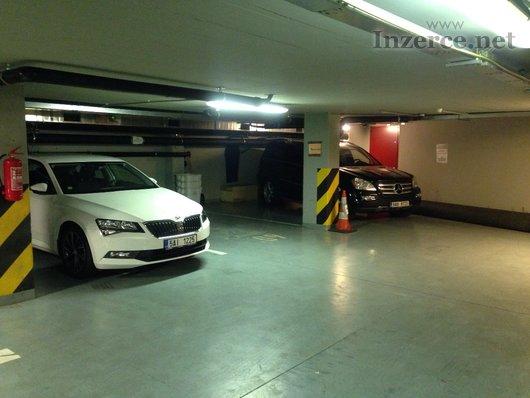 Pronájem parkovacích míst Praha 1