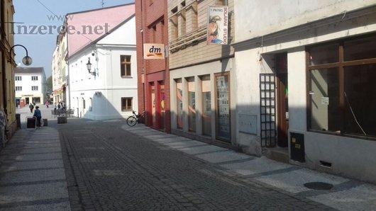 Pronájem prodejny v centru Hlučína
