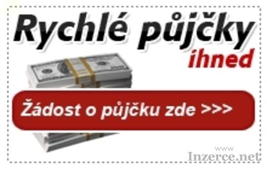Půjčíme Vám 10 000 až 200 000Kč.