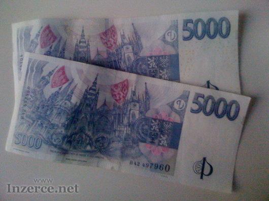 Půjčky od 4.000,- Kč a více...