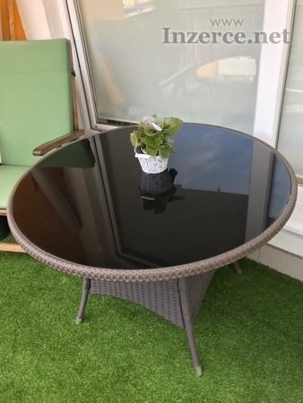 Ratanový nábytek na zahradu i terasu