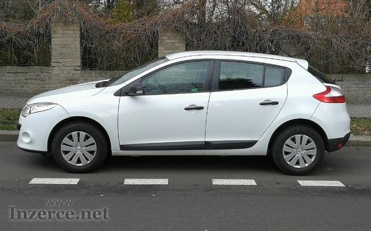 Renault Megane 1.6, první majitel