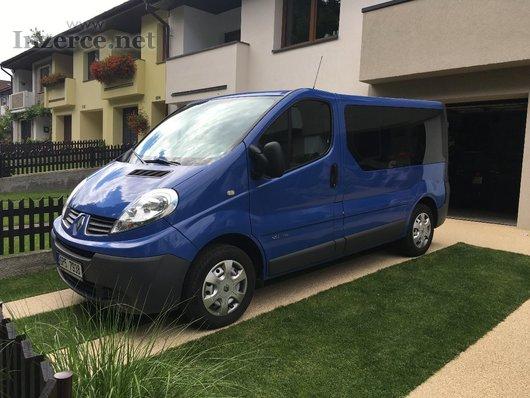Renault Trafic 2.0 dCi Passenger