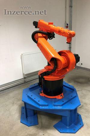Repasované robotické paže