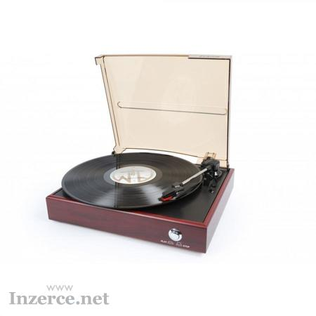 Retro gramofon s USB