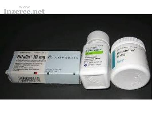 Ritalin,Modafinil, subutex, fentanyl,ADDERALL