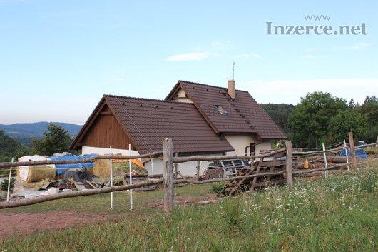 Rodinný domek u Jičína