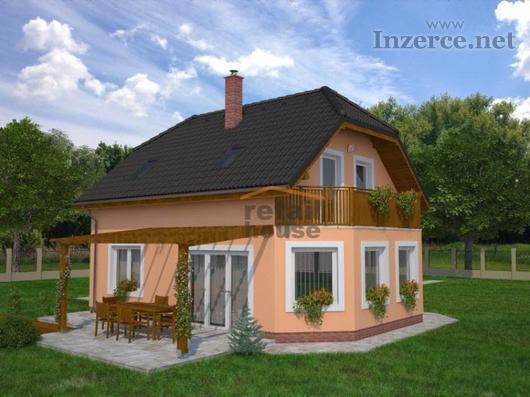 Rodinný dům Pegas Elegant 5+kk, 106 m2