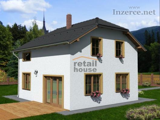 Rodinný dům Pegas Exclusive, 5+kk, 89 m2