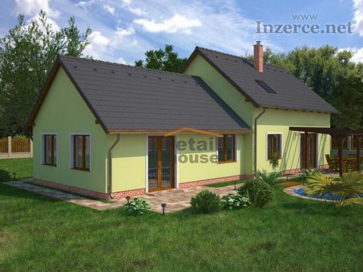 Rodinný dům Pegas Family, 6+2, 144 m2