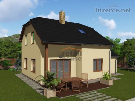 Rodinný dům Pegas Top Exclusive Plus 5+kk+G, 112 m