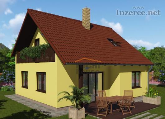 Rodinný dům Pegas Top Hit 5+kk, 108 m2