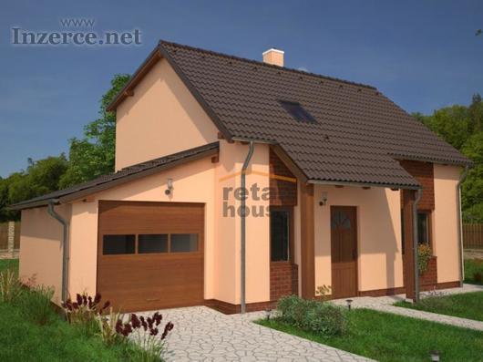 Rodinný dům Pegas West Plus, 5+kk+G, 112 m2