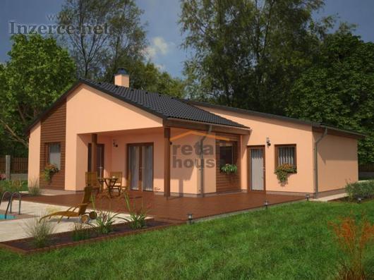 Rodinný dům Retail Tango Top Plus, 4+kk+G, 94 m2