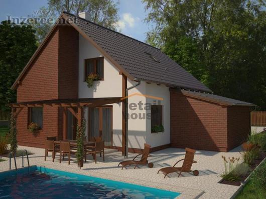 Rodinný dům Tango Elegant Plus, 5+kk+G, 112 m2