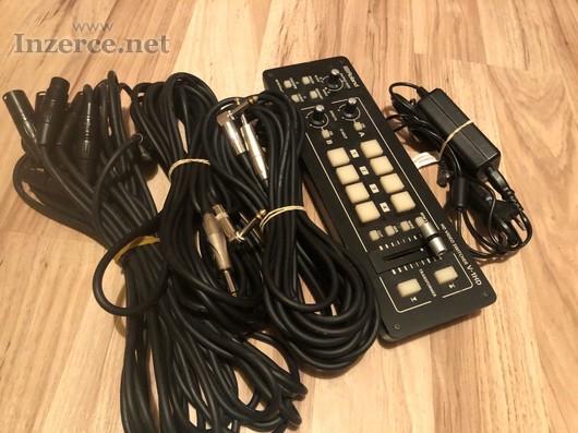 Roland V-1HD Portable Video Switcher \ Mixer + kab