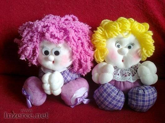 Ručně šité panenky