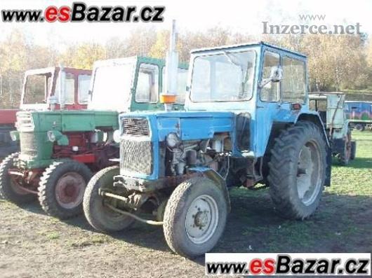 Rumun-Rumunsky traktor