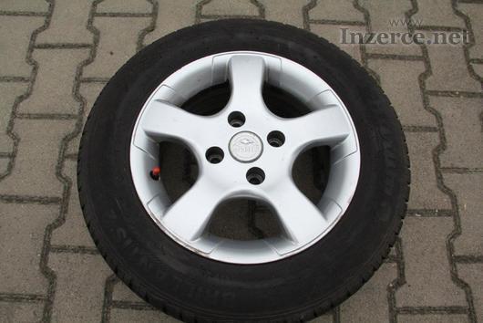 Sada pneu s alu disky 185/65R14_86T