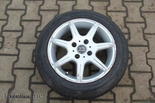 Sada pneu s alu disky 185/65R15_88H
