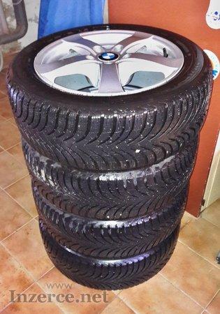 "Sada zimních  kol  17"" pneu BMW X1"