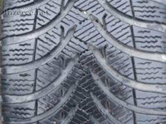 Sada zimních kol 225/60 R16 Michelin Alpin