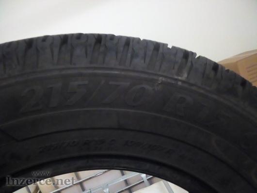 Sada zimnich pneu