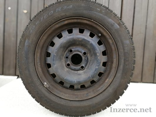 Sada zimních  pneu