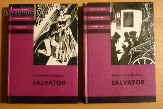 Salvator I, II díl