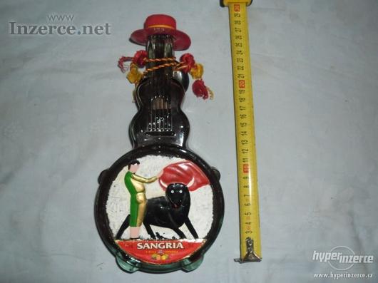 SANGRIA - 7% 50cl ESPAŇOLA - plná originální láhev