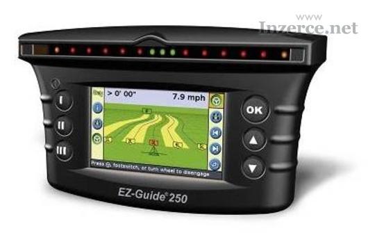 Satelitní navigaci Guide 250 s antenou AG 15