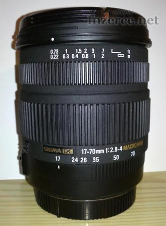 Sigma 17-70mm OS HSM + Canon 50D + Magic Lantern