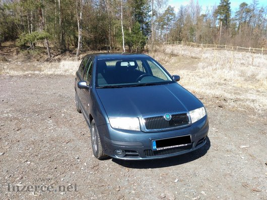 Škoda Fabia 1.4 16V  74kW hatchback
