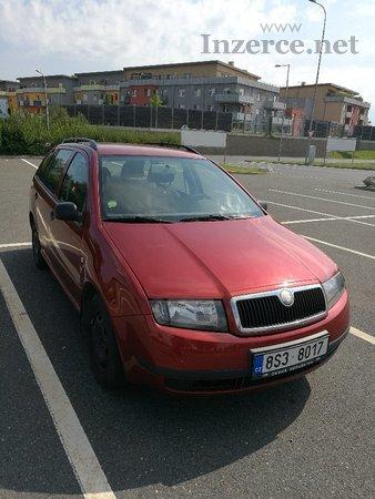Škoda Fabia 1,4MPi, soukr. 1.maj