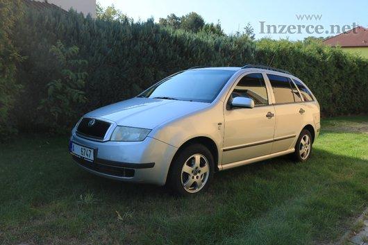 Škoda Fabia combi 1.9tdi Ambiente