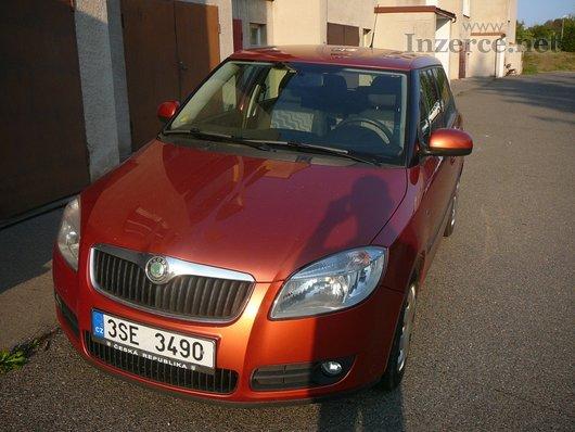 Škoda Fabia II 1.2 HTP 51kW
