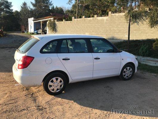 Škoda Fabia kombi 1.2HTP rok 2013