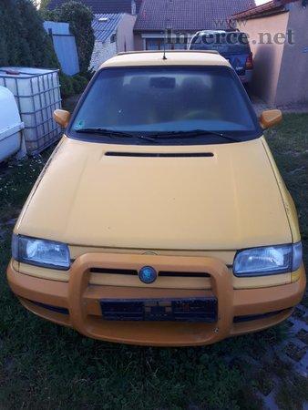 Škoda Felicia, Pick-up Fun
