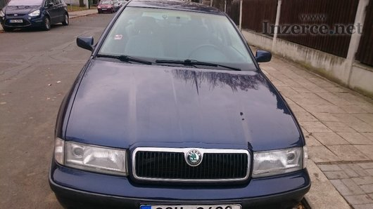 Škoda Octavi combi 1.9 TDi