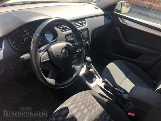 Škoda Octavia 1,4 Gtec, r.v. 2015
