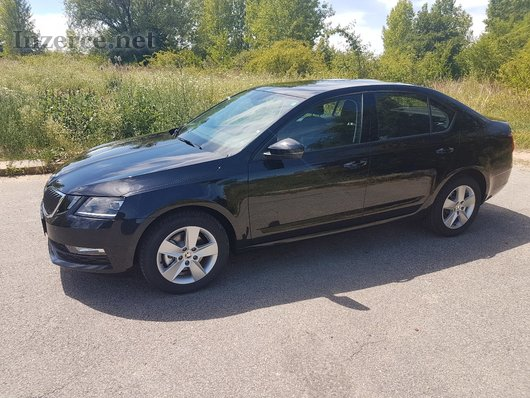Škoda Octavia 1.4 TSI - na splátky