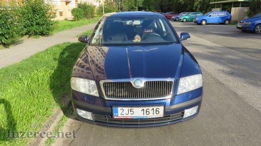 Škoda Octavia 1,9 diesel, 77kW