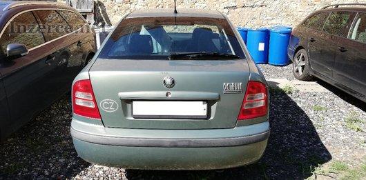 Škoda Octavia 2.0 85 kW Automat