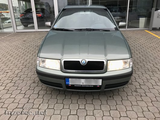 Škoda octavia 2003, 1,9 tdi 66 kw, 101 8
