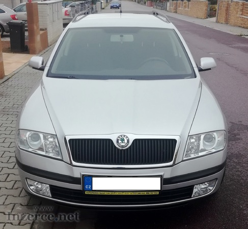 Škoda Octavia combi II  1.6 mpi  75 kw